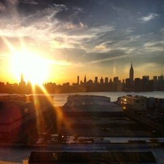 Photo taken at Wythe Hotel by Ben C. on 6/18/2012