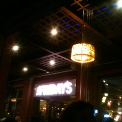 Photo taken at T.G.I. Friday's by Christina B. on 9/6/2012