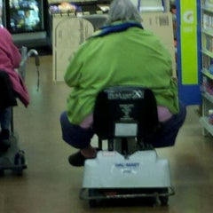 Photo taken at Walmart Supercenter by Anthony B. on 5/11/2012