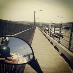 Photo taken at Queensborough Bridge by Dennis H. on 5/15/2012