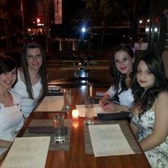 Photo taken at Davis Street Tavern by Sarah G. on 4/22/2012