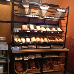 Photo taken at Panera Bread by Emily W. on 3/12/2012