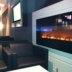 Photo taken at Cineplex VIP Lounge by Jason T. on 6/10/2012