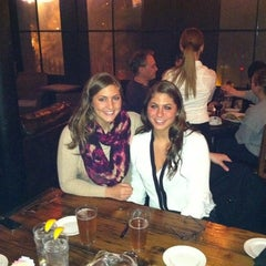 Photo taken at Burntwood Tavern by jacquie c. on 3/10/2012