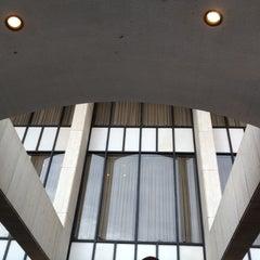 Photo taken at Gran Teatro del Cibao by Jorge L. on 8/26/2012