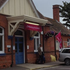 Photo taken at Frinton-on-Sea Railway Station (FRI) by Su B. on 7/28/2012