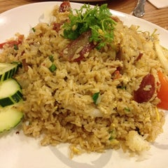 Photo taken at Bangkok Noodles by Krakatau B. on 6/17/2012