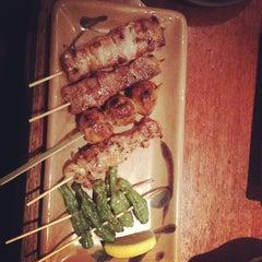 Photo taken at Sake Bar Hagi by Alvin Y. on 5/13/2012