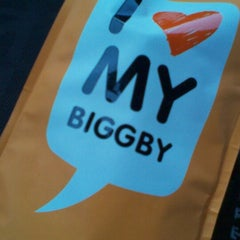 Photo taken at Biggby Coffee by Slappy M. on 9/7/2012