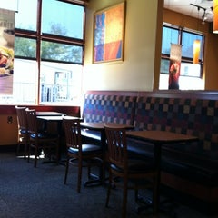 Photo taken at Panera Bread by Angela on 8/23/2012