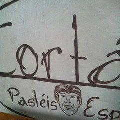 Photo taken at Cortás Pasteis e Espetos by Joao T. on 2/15/2012