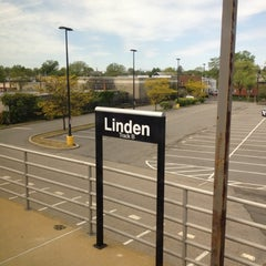 Photo taken at NJT - Linden Station (NEC/NJCL) by Steven B. on 4/28/2012