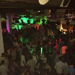 Photo taken at KUBE CLUB Gran Canaria by Dani A. on 4/21/2012