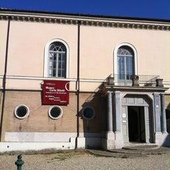 Photo taken at Museo Carlo Bilotti - Aranciera di Villa Borghese by Douglas on 7/30/2012