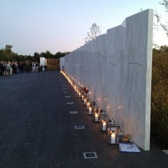 Photo taken at Flight 93 National Memorial by Dave W. on 9/10/2012