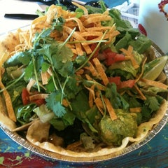 Photo taken at Cafe Rio Mexican Grill by Shelly on 8/1/2012
