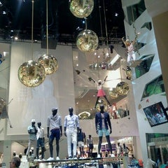 Photo taken at H&M by Kendra C. on 4/17/2012