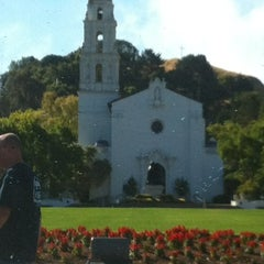Photo taken at Saint Mary's College of California by Jaida M. on 6/2/2012