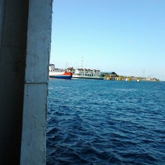 Photo taken at On the boat by Deni H. on 8/19/2012