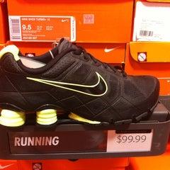 Photo taken at Nike Factory Store by Glenn on 8/25/2012