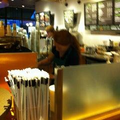 Photo taken at Starbucks by Travis K. on 4/19/2012