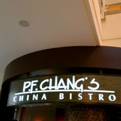 Photo taken at P.F. Chang's by John W. on 3/5/2012