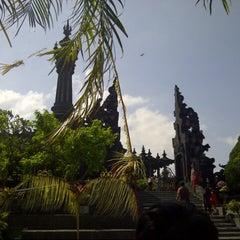 Photo taken at Taman Werdhi Budaya Art Center by cahyo W. on 7/3/2012