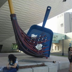 Photo taken at Denver Art Museum by Kyoko O. on 3/27/2012