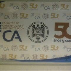 "Photo taken at Teatro Universitario ""Cnel. Pedro Torres Ortíz"" by Rogelio P. on 9/3/2012"