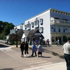 Photo taken at Mackinac Island Tourism Bureau by Debbie S. on 6/5/2012