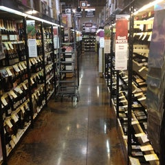 Photo taken at Total Wine & More by Kam B. on 4/18/2012