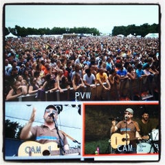 Photo taken at Firefly Music Festival by Kutcher M. on 7/22/2012