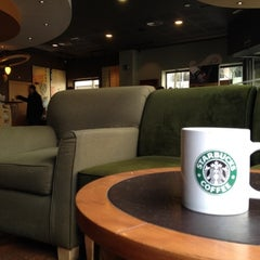 Photo taken at Starbucks Coffee by Alberto G. on 2/6/2012