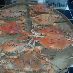 Photo taken at Shoreline Seafood by Ronald B. on 6/4/2012