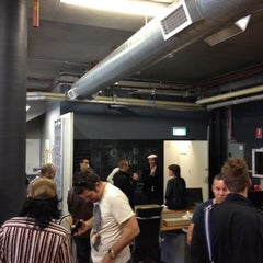 Photo taken at Vibewire Common Room by Kate C. on 6/30/2012