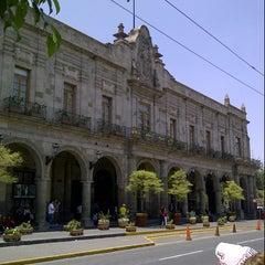 Photo taken at Presidencia Municipal by Mauricio A. on 6/27/2012