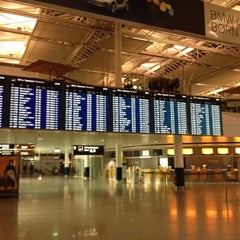 Photo taken at Terminal 2 by Leopoldo T. on 8/17/2012
