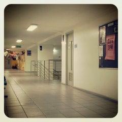 Photo taken at Faculdade Estácio de Sá by Erwin O. on 4/23/2012