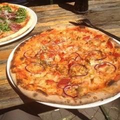 Photo taken at Toros Pizza by Marjolein v. on 5/24/2012