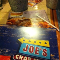 Photo taken at Joe's Crab Shack by Stephanie H. on 4/4/2012