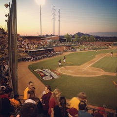 Photo taken at Packard Baseball Stadium by Ben C. on 5/17/2012