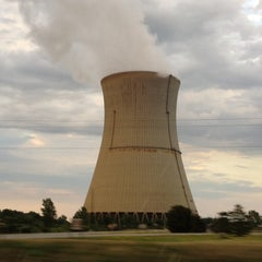 Photo taken at Davis-Besse Nuclear Power Station by Cynthia D. on 7/10/2012