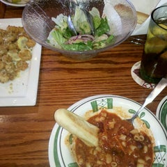 "Photo taken at Olive Garden by Sammycelli ""TB-6499"" T. on 7/30/2012"