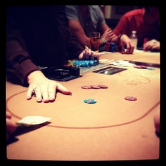 Photo taken at Bellagio Poker Room by Leo D. on 6/19/2012