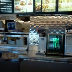 Photo taken at Carl's Jr. / Green Burrito by Jacob C. on 5/5/2012