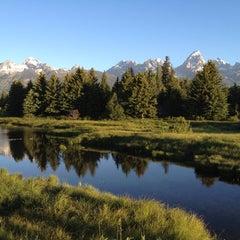 Photo taken at Grand Teton National Park by Filip M. on 6/24/2012