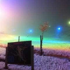 Photo taken at 井川スキー場 腕山 by motarike on 2/25/2012