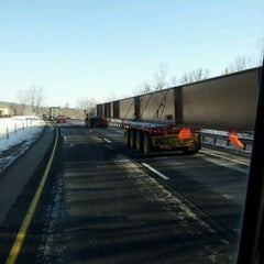 Photo taken at US-202 by Cliff B. on 2/9/2012