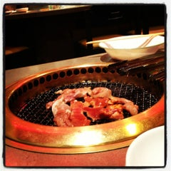 Photo taken at Shabusen Yakiniku House by Karen C. on 5/20/2012