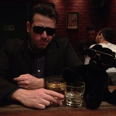 Photo taken at Backstreet Bar by ELIAS B. on 4/1/2012